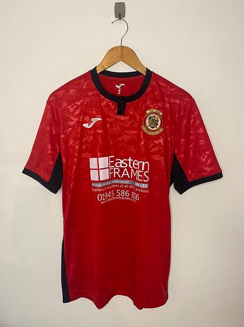 Wisbech Town 2020/21 Home Shirt XL (As New)