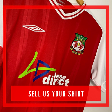 Sell Us Your Shirt