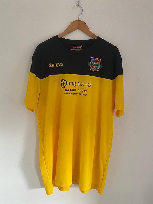 Pontefract Collieries 2019/20 Away Shirt XXXL (BNWOT)