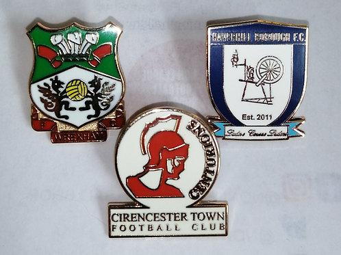 1 Mystery Non League Football Badge