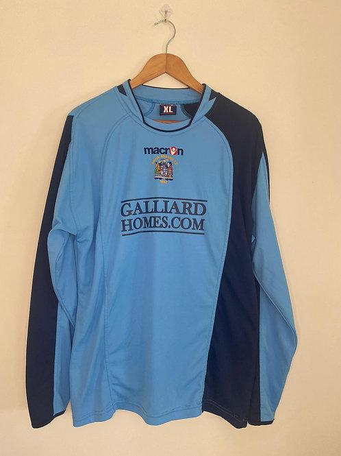 Grays Athletic Home L/S Shirt XL (Excellent)