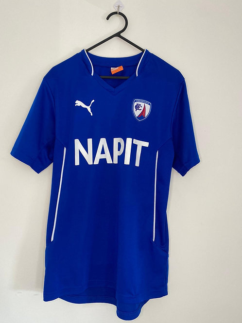 Chesterfield 2014/15 Home Shirt S (Excellent)
