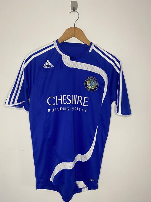 Macclesfield Town 2008/10 Home Shirt M (Very Good)