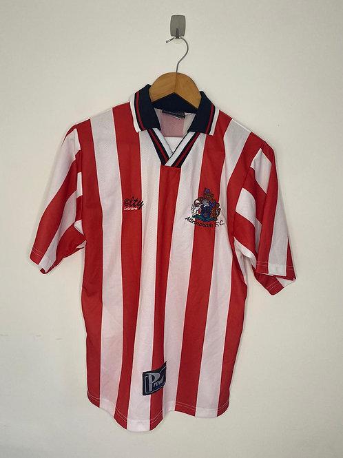 Altrincham 2003/04 Home Shirt S (Excellent)