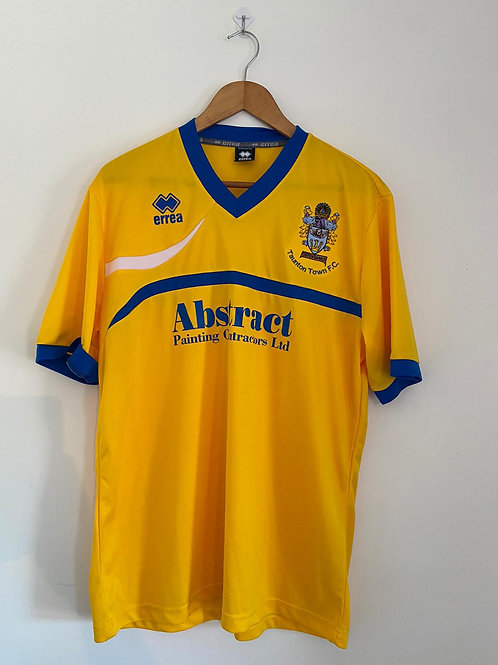 Taunton Town Away Shirt XL (Very Good)