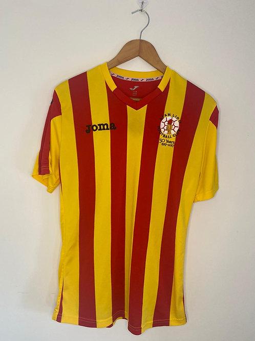 Afan Lido FC Home Shirt M #13 (Excellent)