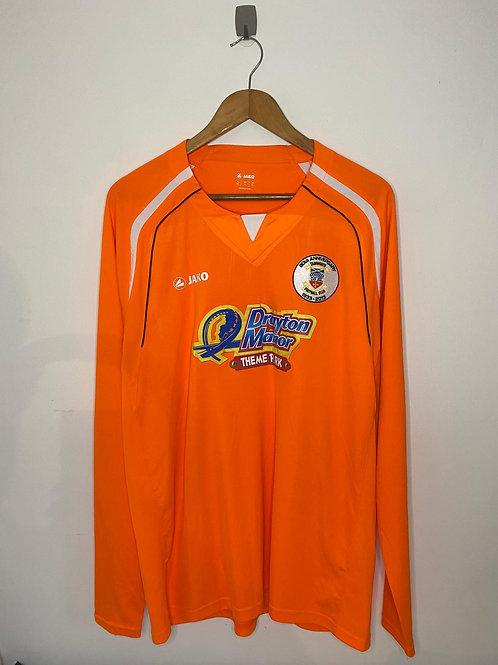 Tamworth 2013/14 Away GK Shirt XL (Excellent)