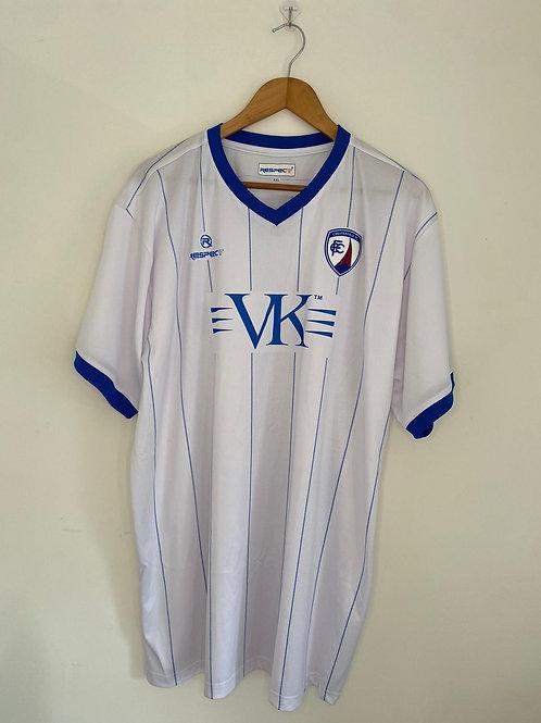 Chesterfield 2011/12 Away Shirt XXL (Good)