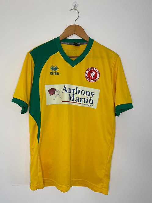 Welling United Away Shirt L #18 (Excellent)