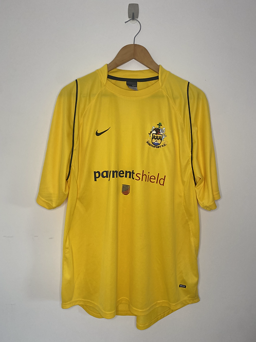 Southport 2006/08 Home Shirt XL (Very Good)