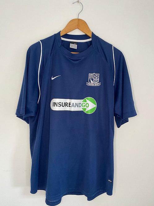 Southend United 2013/14 Home Shirt XL (Excellent)