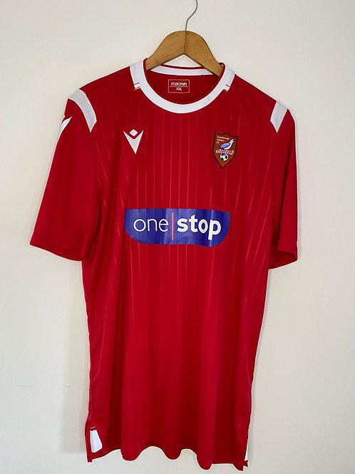 Scarborough Athletic 2020/21 Home Shirt XXL (Excellent)