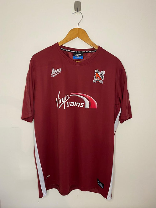 Darlington 2017/18 Away Shirt XL (Very Good)