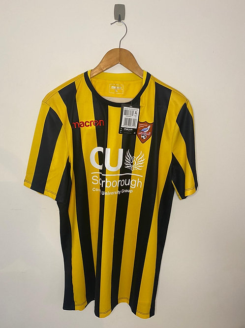 Scarborough Athletic 2018/19 Away Shirt XL (BNWT)