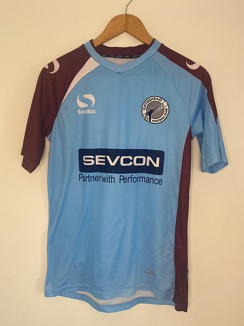 Gateshead 2014/15 Away Shirt S (Good)