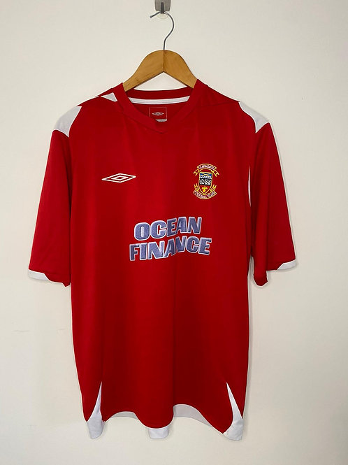 Tamworth 2007/09 Home Shirt L (Good)
