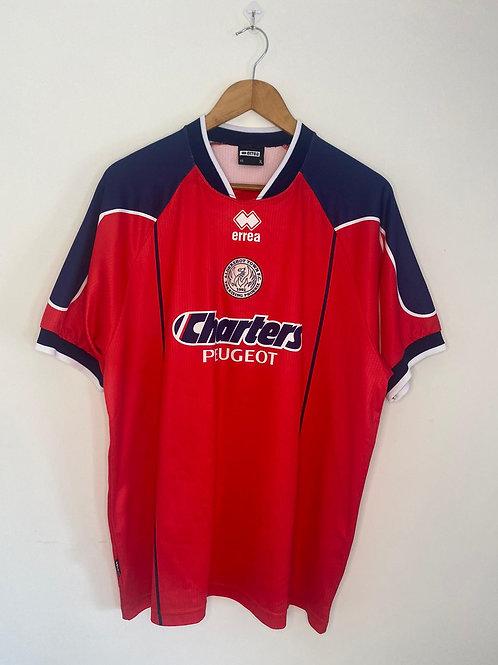 Aldershot Town 2004/05 Home Shirt XL (Excellent)