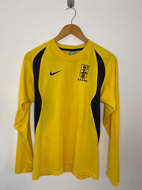 East Thurrock Home Shirt S (Excellent)