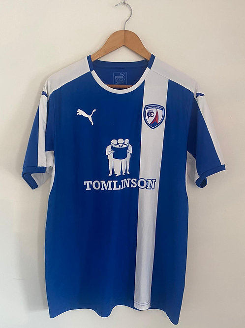 Chesterfield 2016/17 Home Shirt L (Excellent)