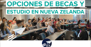 Opciones de estudio y BECAS en AUT con SEA INTERNATIONAL