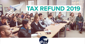 Evento Tax Refund