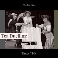 Tea Duelling
