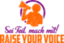 komp_raiseyourvoice_logo_orangepurple_18