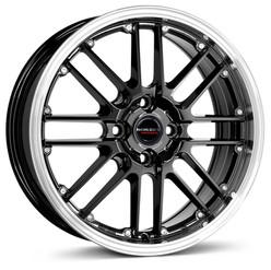 BORBET_CW2_black rim polished_4-Loch_250