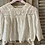 Thumbnail: Edwardian silk blouse with beautiful detail