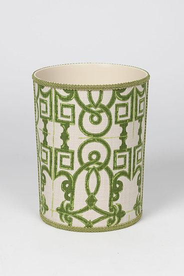 Grecian Green Waste Basket