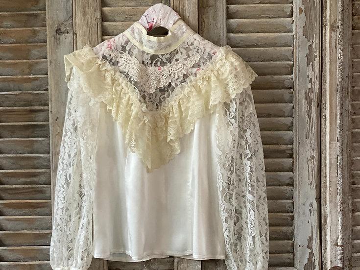 Victorian style vintage shirt