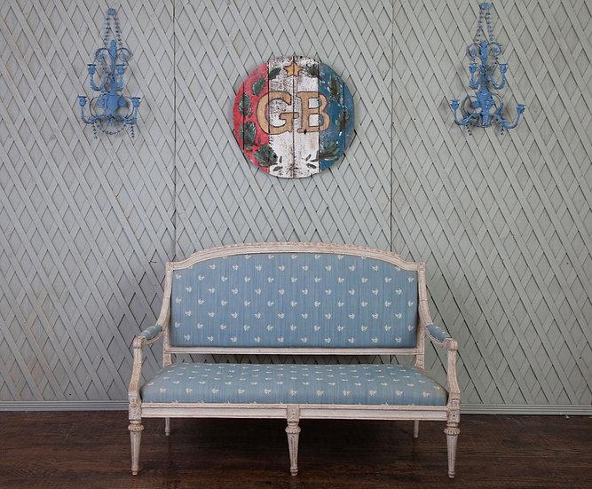 Antique Swedish Sofa