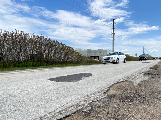 Town awards $5.8-million tender for Road 2 reconstruction