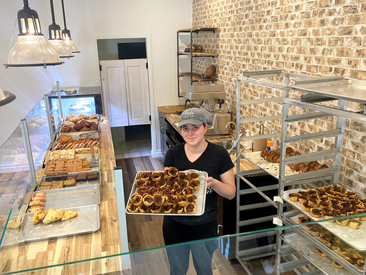 In the baked-goods business, there's no time to loaf