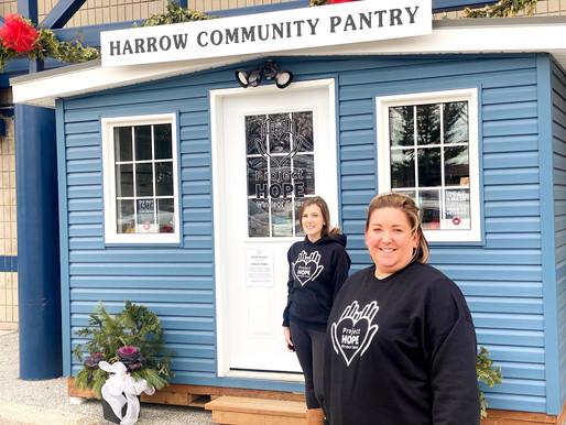 Harrow Community Pantry a source of food, inspiration