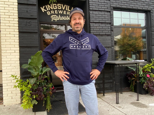 Kingsville Brewery eyes  expansion to U.S. markets