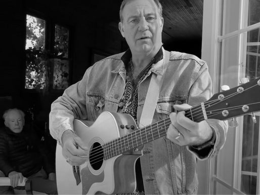 Save a life, wear a mask, Kingsville musician says in Johnny Cash cover video