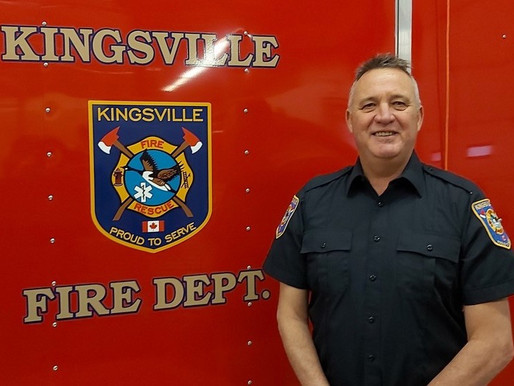 Quennell named new fire chief  in wake of Parsons' dismissal