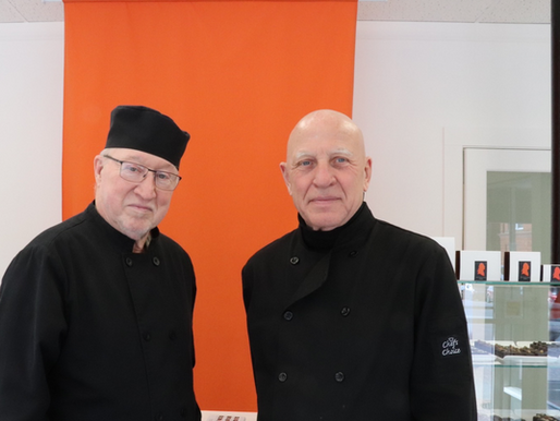 Dutch Boys Chocolate shop      for sale as septuagenarian owners seek new challenges