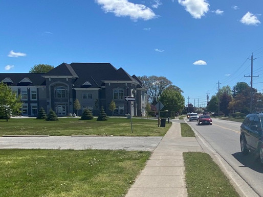 Town puts temporary freeze on Main Street East development, two projects get exemptions