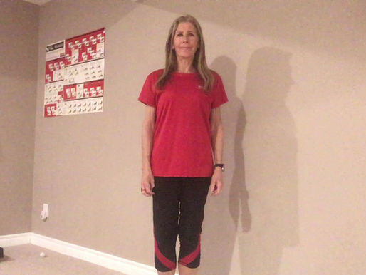 Staying Active with Marilyn: Stretches ease neck pain,  improve shoulder mobility