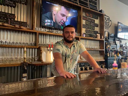 Irish expat brings the blarney to downtown Kingsville brew pub
