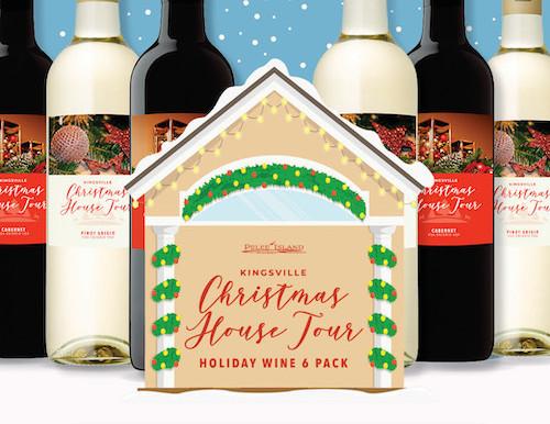 Pelee Winery, Migration Hall uncork Christmas fundraiser
