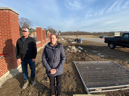 Jack Miner Sanctuary launches fundraising drive to replace           the fence that Ford built