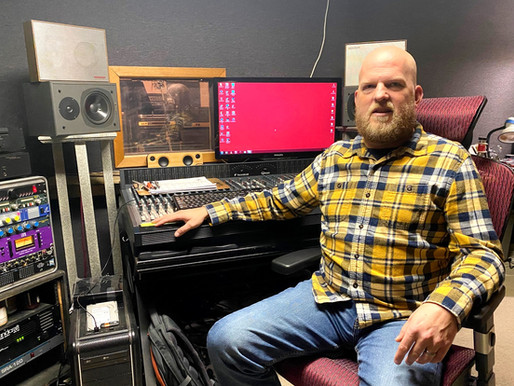 Sound Foundry owner brings 'golden ear' to music production