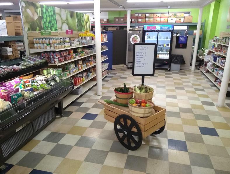 CES Food Shelf Minneapolis