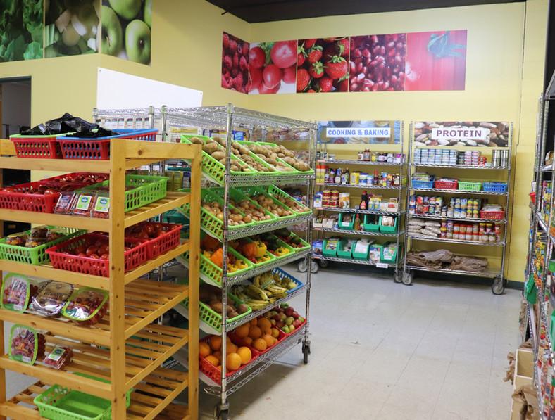 CHUM Food Shelf Duluth