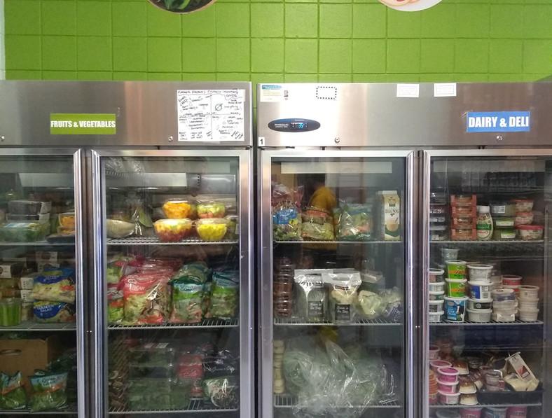 Waite House Community Food Shelf