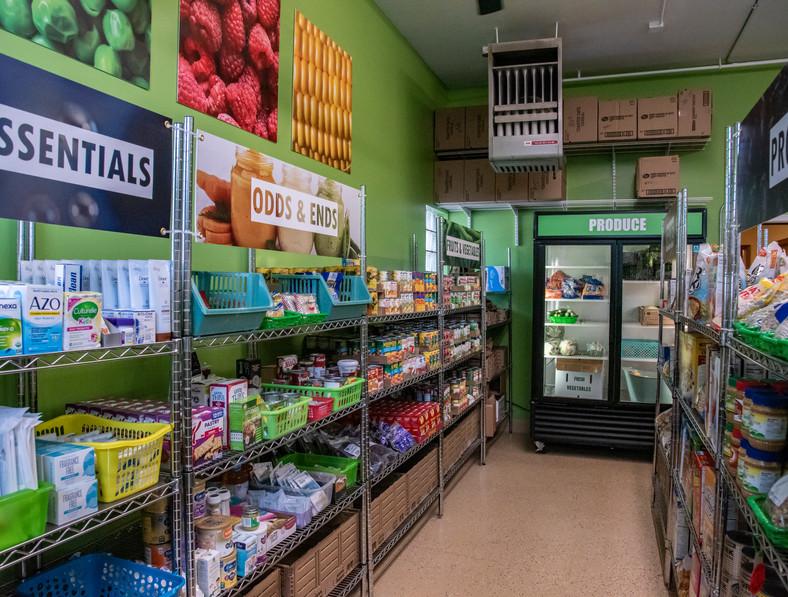 RiverWorks Food Shelf