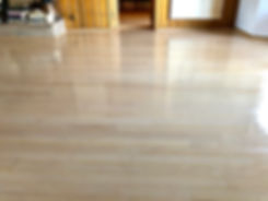 After Tucson Arizona wood floor refinishing